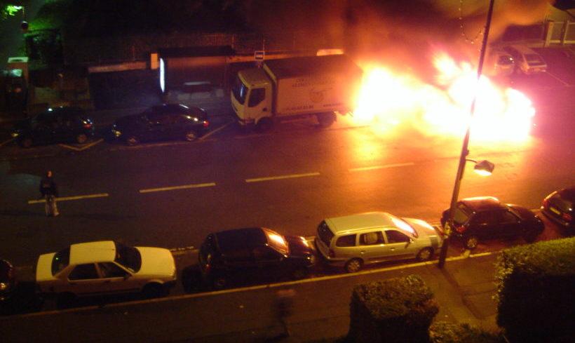 Fünf Tage Aufstand im französischen Nantes