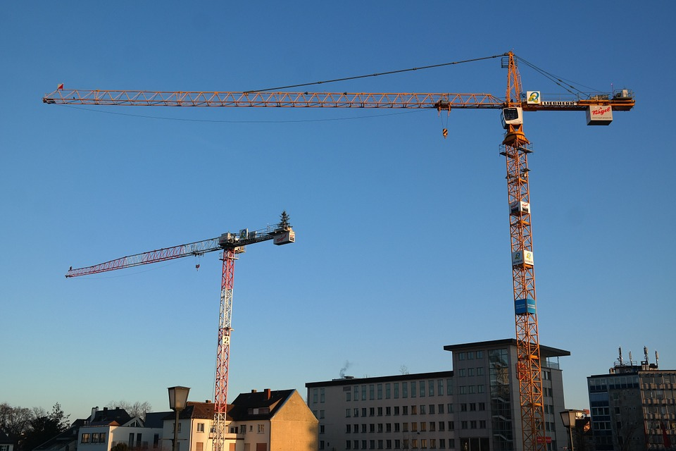 Arbeitskampf im Bausektor geschlichtet