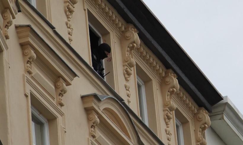 Hausdurchsuchung in Magdeburg