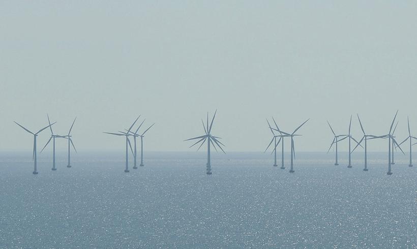 Windenergie auf Rekordniveau