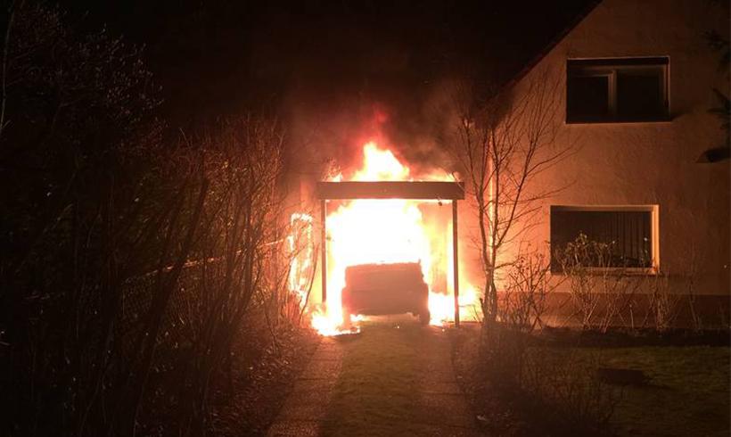 Erneut rechte Brandanschläge in Berlin
