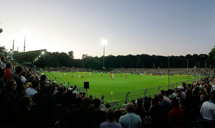 SV Babelsberg zeigt Rückgrat.