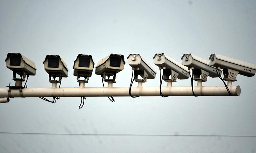 600 Millionen Überwachungskameras