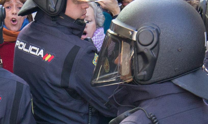 Straßenhändler in Spanien von Polizei zu Tode gejagt