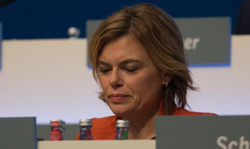 Glyphosat und Zucker: Klöckners Politik für die deutsche Wirtschaft