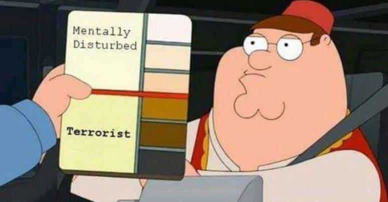 In deutschen Medien haben Terror und Amok eine Hautfarbe