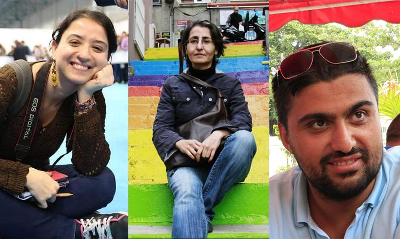 Sozialistische JournalistInnen verhaftet