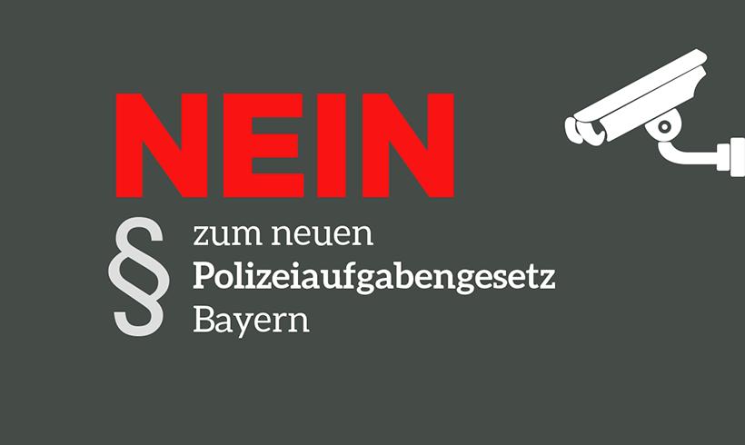 Widerstand gegen neues Polizeigesetz in Bayern nimmt an Fahrt auf