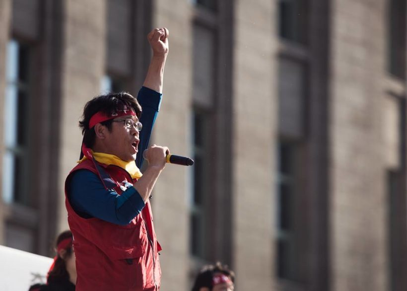Südkorea: Gewerkschaftsführer Han Sang-gyun freigelassen