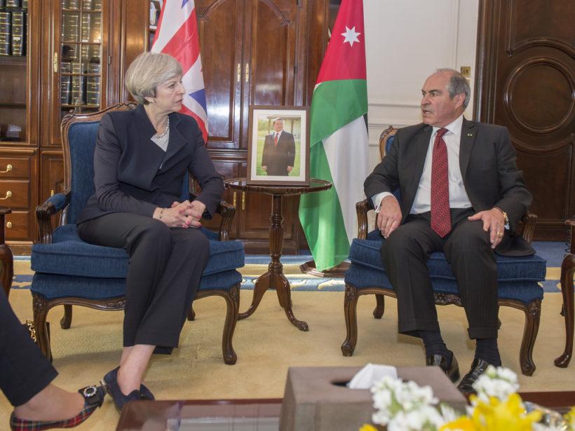 Anti-IWF-Proteste in Jordanien: Ministerpräsident zurückgetreten