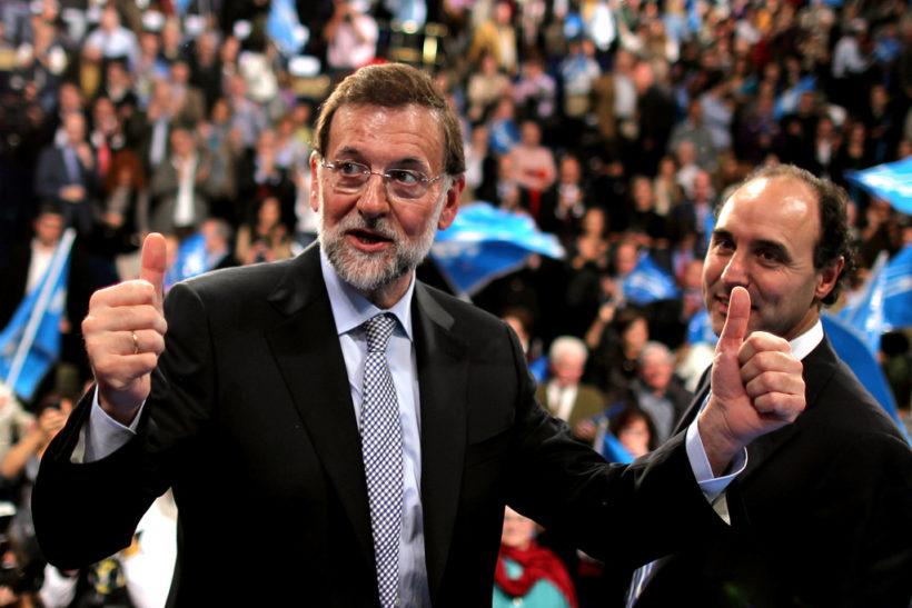 Ganze Partei korrupt: Spanischer Ministerpräsident abgesetzt