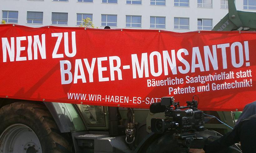 Die Vereinigung von Bayer und Monsanto