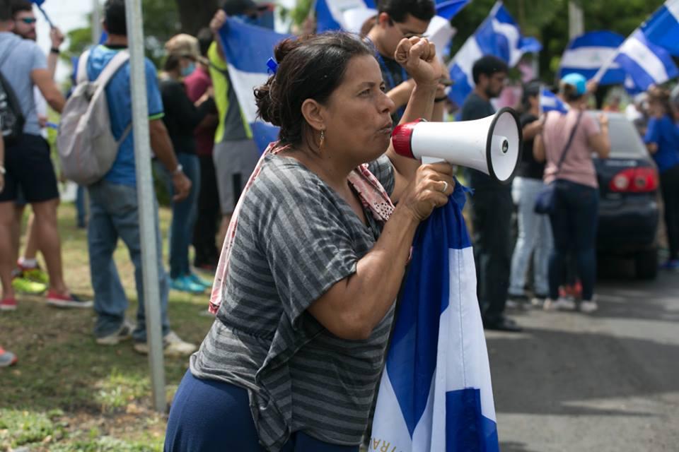 """Nicaragua: """"Die Menschen sind aufgewacht, sie haben die Angst verloren."""""""