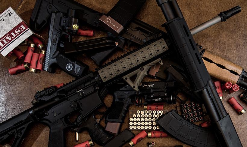 Waffen-Amnestie wenig erfolgreich