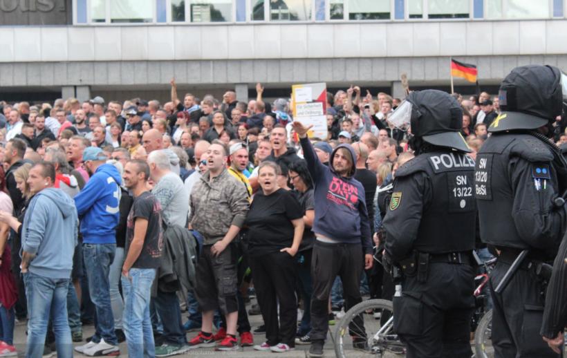 Chemnitz: Geheimdienst-Chef und Innenminister nehmen Rechte in Schutz