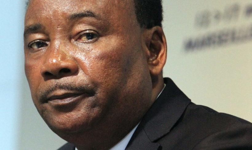 Kampf gegen Migration: Merkel empfängt Präsidenten Nigers