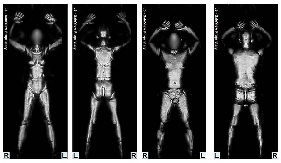 USA: Nackt-Scanner in der U-Bahn