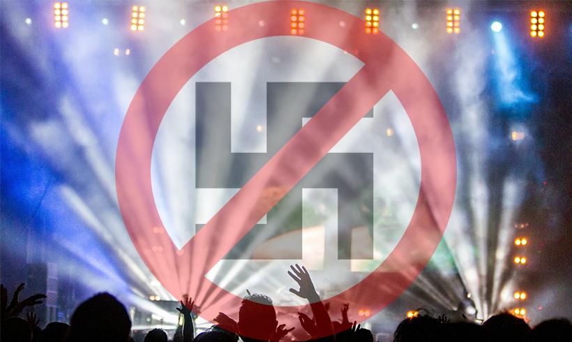 Schon mehr als 130 Neonazi-Konzerte in 2018
