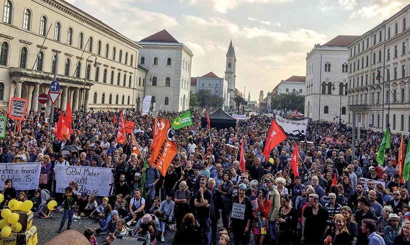 #ausspekuliert in München