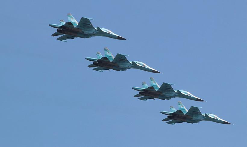 Russland und China bauen militärische Kooperation aus