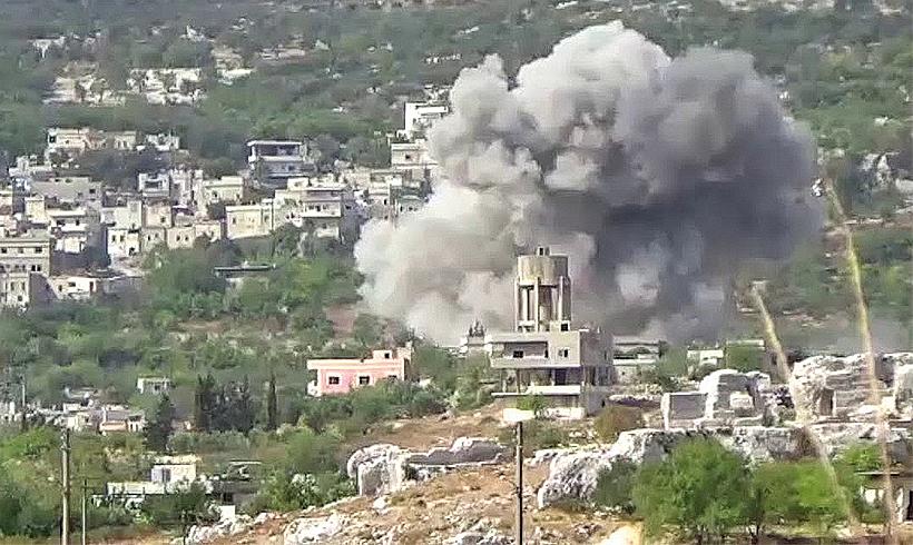 Deutschland soll in Syrien mitbomben