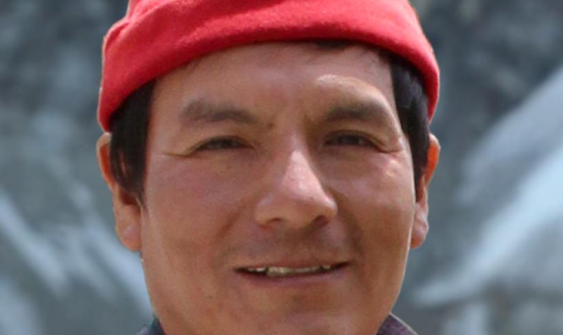 Peruanischer Kleinbauer wird für seine Klage gegen RWE geehrt